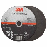 405-051115-66571 | 3M Abrasive Cut-off Wheel Abrasives