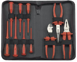 329-80062 | GearWrench 10 Piece Insulated Pliers and Screwdriver Sets