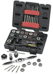 329-3886 | GearWrench 40 Pc. Tap & Die Drive Tool Sets