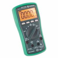 332-DM-210A | Greenlee DM-210A Digital Multimeter with Auto and Manual Ranging