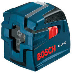 114-GLL2-10 | Bosch Power Tools Self-Leveling Cross-Line Lasers