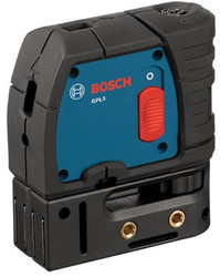 114-GPL3 | Bosch Power Tools 3-Point Self-Leveling Alignment Lasers