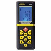318-LDM60 | General Tools LDM60 Laser Distance Meters