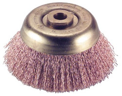 065-CB-44 | Ampco Safety Tools Crimped Wire Cup Brushes