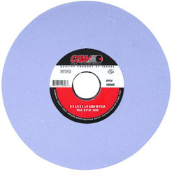 421-34329   CGW Abrasives AZ Cool Blue Surface Grinding Wheels