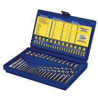 585-11135 | Irwin Hanson 35-pc Screw Extractor and Drill Bit Sets