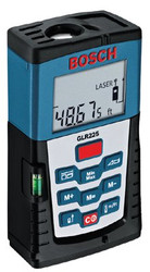 114-GLR225 | Bosch Power Tools Laser Distance Measurers