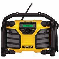 115-DCR015 | DeWalt DCR015 12V/20V MAX* Worksite Charger Radios