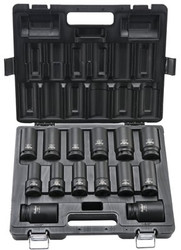 578-UW-2614DS | Blackhawk Deep Impact Socket Sets