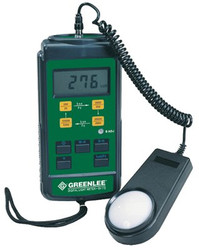 332-93-172 | Greenlee Digital Light Meters
