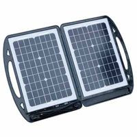205-9530 | Aervoe Sierra Wave Portable 30-Watt Solar Collectors