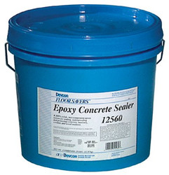 230-12560 | Devcon Epoxy Concrete Sealers