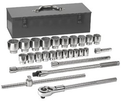 329-80880 | GearWrench 27 Piece Standard Socket Sets
