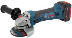 114-CAG180-01 | Bosch Power Tools Litheon Cordless Angle Grinders