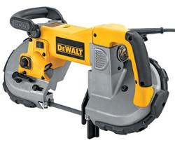 115-DWM120K | DeWalt Heavy-Duty Deep Cut Variable Speed Band Saws