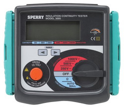 623-3005MOV | Sperry Instruments Digital Insulation Testers