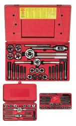 585-98614 | Irwin Hanson 64-pc Machine Screw / Fractional Tap & Solid Adjustable Round Die Sets