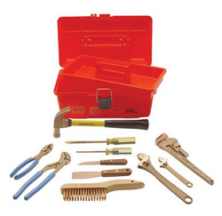 065-M-48 | Ampco Safety Tools 12 Pc. Tool Kits