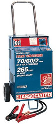 075-6009 | Associated Equipment Heavy Duty Fast Chargers
