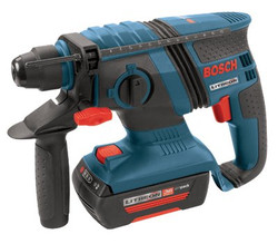 114-11536C-2 | Bosch Power Tools SDS-plus Cordless Rotary Hammers