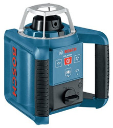 114-GRL300HV | Bosch Power Tools Self Leveling Rotating Lasers