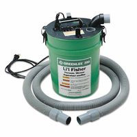 332-390 | Greenlee Vacuum/Blower Power Fishing Systems
