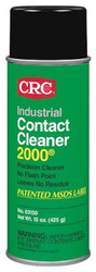 125-03152 | CRC Contact Cleaner 2000 Precision Cleaners
