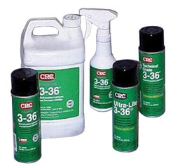 125-03011 | CRC 3-36 Multi-Purpose Lubricants & Corrosion Inhibitors