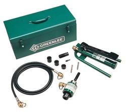 332-7625   Greenlee Ram & Foot Pump Hydraulic Driver Kits