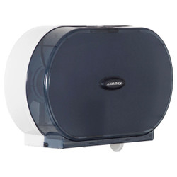 MAR961751 | Marathon Jumbo Bath Tissue Dispenser, 6,000 Sheet Capacity (Smoke)