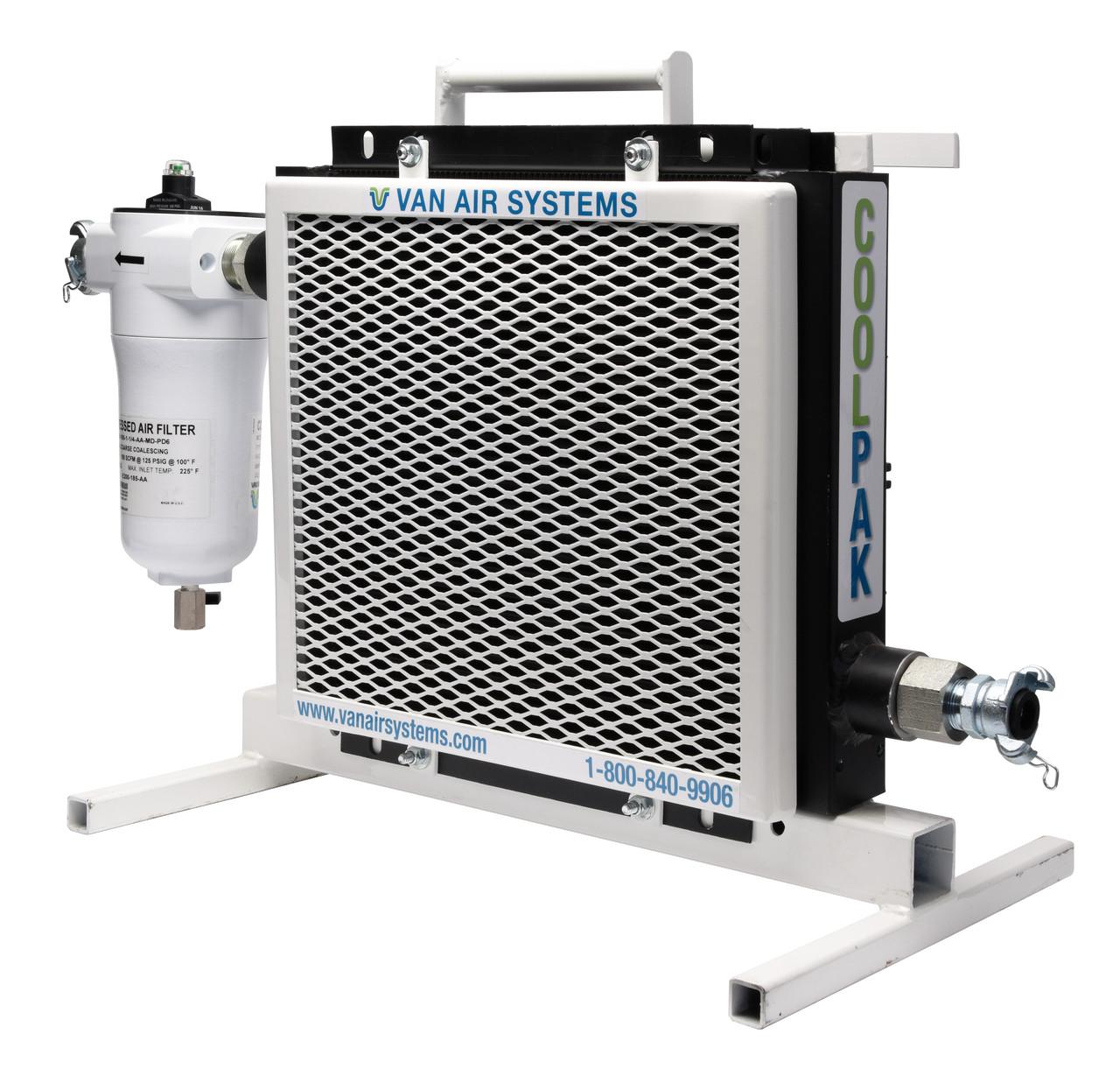 After Cooler Filter For 185 Cfm Diesel Air Compressor