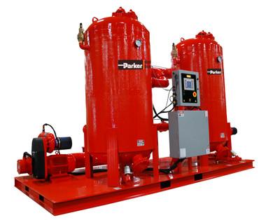 Blower Purge Compressed Air Dryer 5000 Scfm Parker