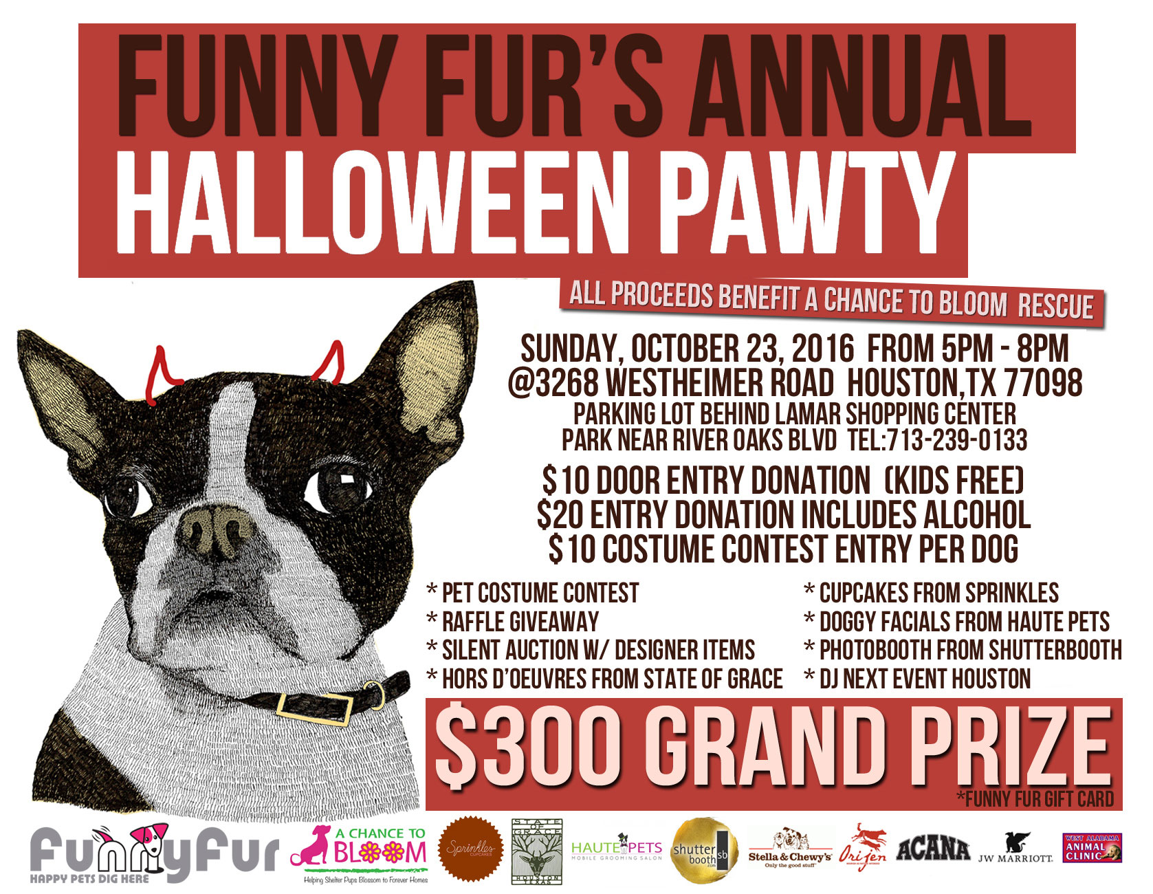 Pet costume contests and giveaways