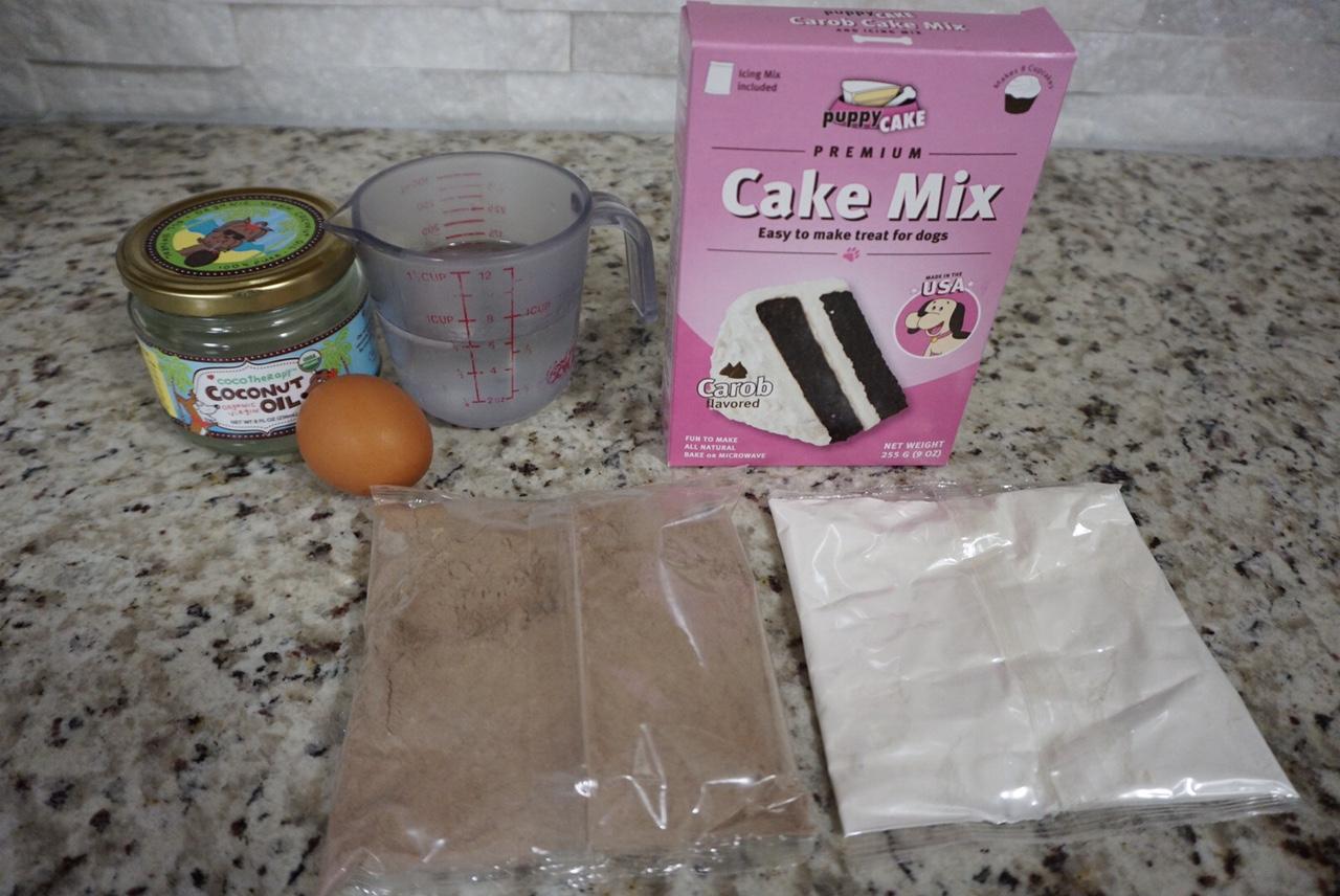 Banana Birthday Cake For Dogs ~ How to make a homemade birthday cake for your dog funny fur