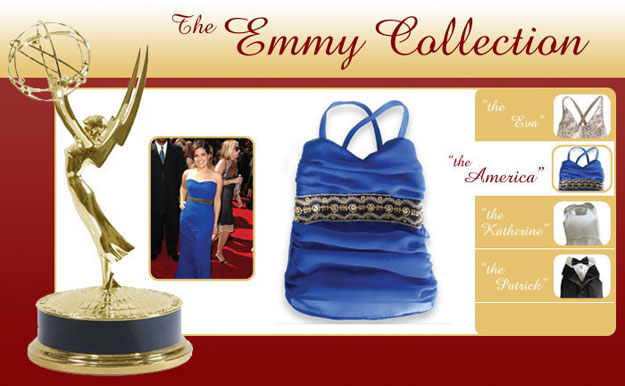 America Ferrera's Emmy Dress