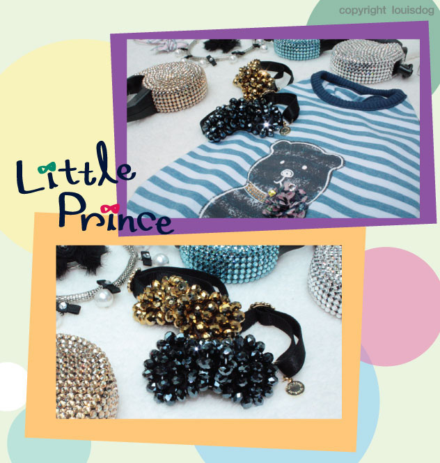 Louisdog Little Prince Dog Necklace