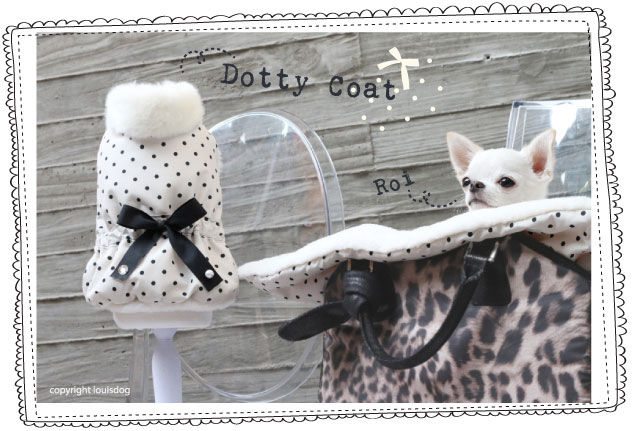 Louisdog Dotty Coat