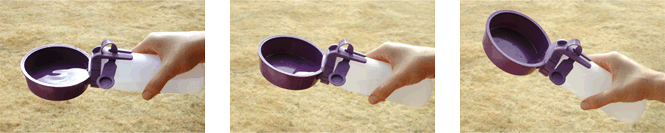 Water Rover Portable Pet Bowl