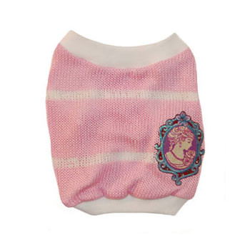 Cameo Knit Sweater