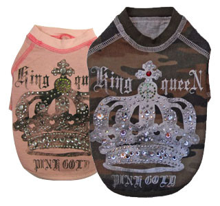 Crown Jewel Tee by Paris Erotica