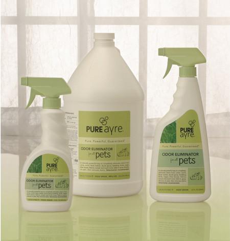 PureAyre Natural Odor Eliminator for Pets