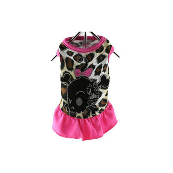 Leopard Skull Dress