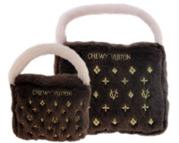 Chewy Vuitton Plush Toy