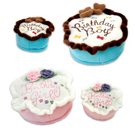 Birthday Cupcake Plush Toy