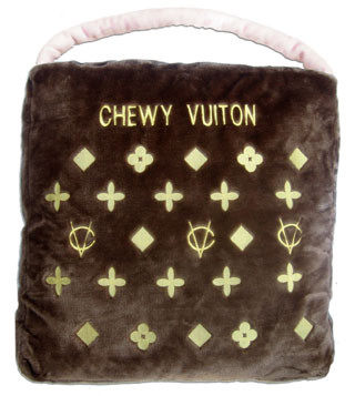 Chewy Vuitton Dog Bed
