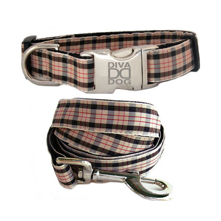 Grr Bury Collar & Lead