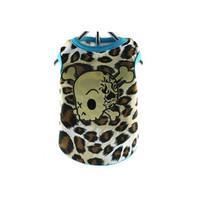 Leopard Skull Tank
