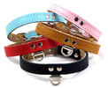 Buddy Belts Leather Dog Collars
