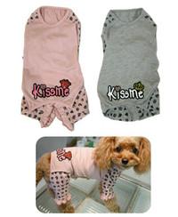 Kiss Me Dog Coverall