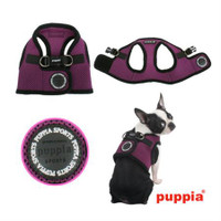 Puppia Soft Harness Vest B
